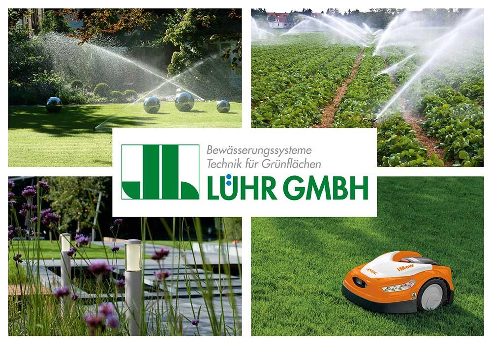 Lühr GmbH | Technik für Grünflächen