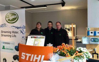 STIHL-Shop Eröffnung 3.5.2019
